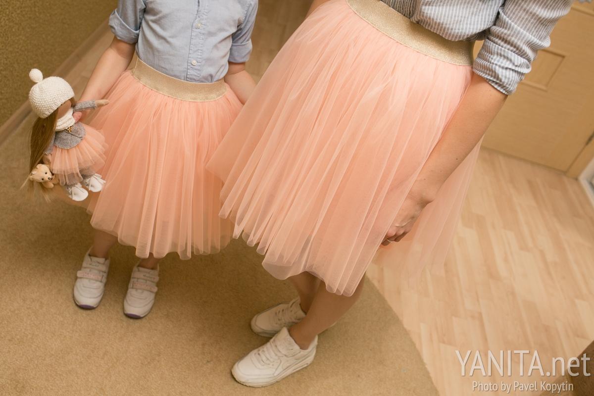 Как сшить юбку пачку из фатина своими руками для девушки