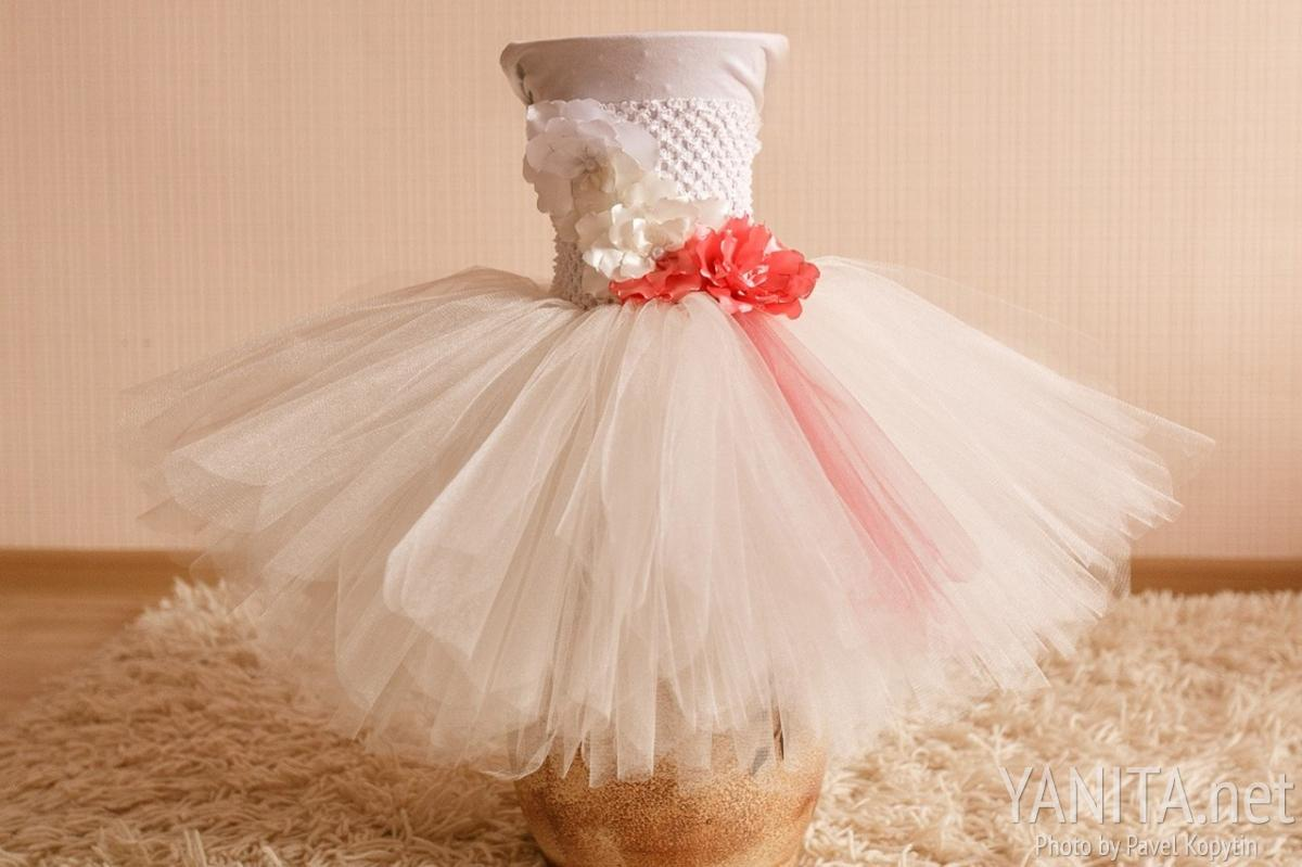 Платье Из Фатина